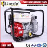 4 pompe à eau à haute pression d'engine d'essence de la rappe 2inch 5.5HP