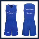 De Overhemden van het Basketbal van de Mensen van de Sublimatie van de sportkleding