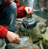 OEM Auminumの合金の屋外のキャンプの茶水やかん