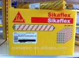 Un sellante transparente componente del silicón de Sikaflex