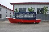 Liya 10 barcos marinhos do pescador da pesca FRP da fibra de vidro dos povos