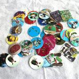 Scheda di plastica di DIY Tazos, per la grande promozione