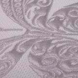 Tessuto di lavoro a maglia del materasso e del cuscino del doppio jacquard del poliestere