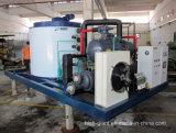 Bitzerの圧縮機水冷却装置20tの薄片の製氷機