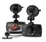Ночное видение высокой четкости широкоугольной передних и задних Dual-Camera Dual-Lens движении регистратор