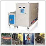 中間周波数IGBTの誘導加熱機械誘導電気加熱炉(80KW)