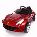 Le véhicule électrique intelligent et sans fil du jouet des enfants à télécommande et à extrémité élevé, peut piloter la vente en gros directe d'usine