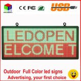 高品質P6屋外RGB LEDの印サポートプログラム可能なスクローリングテキストのImage&ビデオLED表示