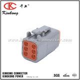 6가지의 방법 여성 차 연결관 자동 플러그 차 플러그 Ckk3061d-1.2-21