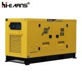 Écran silencieux de générateur diesel refroidi à l'eau (GF2-90kVA)