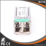 Van de jeneverbes de compatibele 1000BASE-CWDM SFP 1470nm1610nm 80km Zendontvanger van de Netwerken