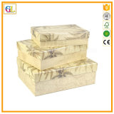 Contenitore di regalo di carta su ordinazione dell'OEM/contenitore impaccante di documento