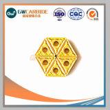 Inserts de carbure de tungstène Cnmg CNC