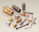 Sensor do CNC da peça de metal da precisão fazer à máquina de bronze componente do auto