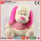 En71 vulde het Zachte Stuk speelgoed van de Knuffel de Dierlijke Hond van het Puppy van de Pluche voor de Jonge geitjes van de Baby