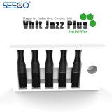 Le meilleur jazz électronique de Seego Vhit de marque de cigarette plus l'atomiseur de Vape de cire