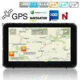 """7.0 """" dans le tableau de bord voiture camion Marine Navigation GPS avec transmetteur FM, Avin DVR Caméra arrière, système de navigation GPS de poche,pour téléphone mobile Bluetooth,TMC Tracker,TV"""