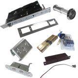 Hierro modernas de seguridad de la puerta principal de diseño de la puerta de seguridad de acero