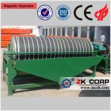 Separatore magnetico del minerale ferroso dell'ematite per la pianta di preparazione del minerale metallifero