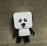 Modelo 2018 novo! Altofalante sem fio de Portbable Bluetooth do cão esperto da dança mini