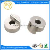 As peças de alumínio de bronze plásticas de moedura do aço inoxidável das peças da elevada precisão anodizam