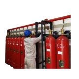Sistema extintor del CO2 de alta presión competitivo al por mayor del extinguidor 70L