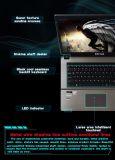 17.3 Zoll-Laptop-Computer mit getrennten Grafiken