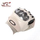 De volledige Handschoenen van de Veiligheid van de Handschoenen van het Gewricht van de Koolstof van Airsoft van de Vinger Tactische