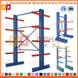 Starkes Stahlhochleistungsspeicherladeplatten-Zahnstangen-Lager-Racking (Zhr117)