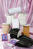 Полиэстер экранирующая оплетка эластичную ленту для одежды