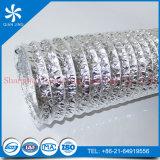 conduit/boyau flexibles en aluminium de 100mm avec ignifuge