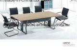 Стол офиса с Chromed таблицей конференции ног нержавеющей стали самомоднейшей