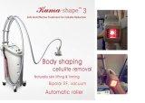 Feito na pele do RF da máquina da beleza de China que aperta o corpo que Slimming o rolo do vácuo que Slimming a máquina