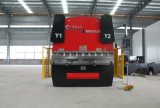 Máquina de dobra hidráulica da placa de Wc67K