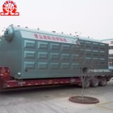 Industrielle SZL 10.5-1.25MPa Doppelt-Trommel horizontale Lebendmasse abgefeuerter Warmwasserspeicher
