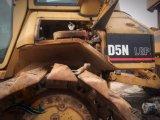 Bulldozer D5n LGP del trattore a cingoli di seconda mano/utilizzata per l'originale Giappone del bulldozer D5K D5m del cingolo del gatto della costruzione