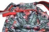 Packable sac à dos en toile de l'école Daypack de randonnée avec design élégant sac à dos sac sac de toile de coton