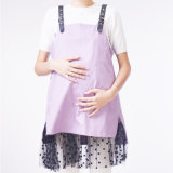 La radiación de fibra de plata de la prueba de vestido de maternidad