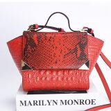 Sacchetto di spalla reale delle signore di sacchetti di cuoio delle borse delle donne di disegno di Fashinable fatto in Cina Emg5183