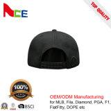 Chapéu feito sob encomenda do paizinho da alta qualidade do estilo novo por atacado com logotipo pequeno