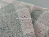 Il filo di cotone ha tinto l'assegno Fabric-Lz8434 del filato del Melange
