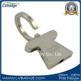 Suporte barato da chave do metal da ligação em ponte do presente da promoção
