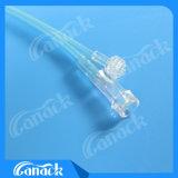 Canule nasale médicale chinoise de l'oxygène, tube de l'oxygène