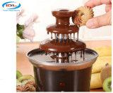 Huishouden of de Commerciële Fontein van de Chocolade van het Gebruik met 3 Lagen