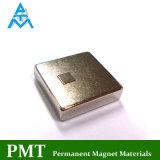 N45 het Magnetische Materiaal van het Blad met Neodymium en Praseodymium