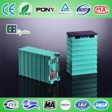 Pilha de bateria do lítio LiFePO4 para EV, Ess, telecomunicações Gbs-LFP60ah