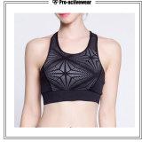 волокно 100%Polyester разрабатывает бюстгальтер спортов