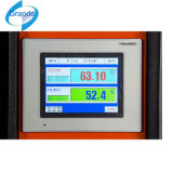 Tester massimo minimo di temperatura dell'ambiente programmabile