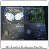Esporte sem fio Earbuds de Bluetooth 4.1 do mini controle nivelado do toque