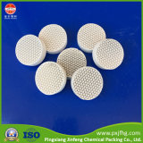 Filtre alvéolaire cordiérite plaque céramique poreux en céramique